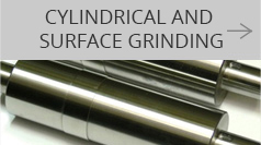 CYLINDRICAL and SURFACE GRINDING
